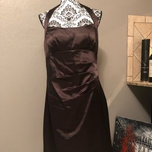 Sz 13 Bronze Dress